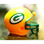 Mini Capacete Nfl Green Bay Packers - Aaron Rodgers