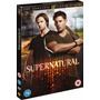 Box Supernatural 8ª Temporada Original E Lacrado -6 Dvds