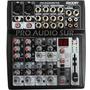 Consola Moon Mc606 Beta 6 Entradas Mixer Estudio Sonido Fx