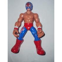 Figura Luchador Mexicano Australian Suicide Muñeco Patones
