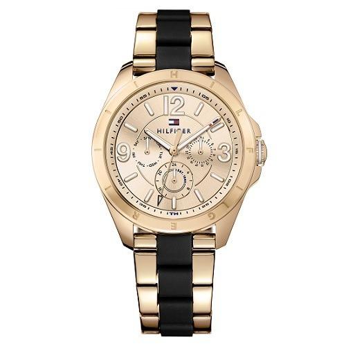 bb6bc0e91b7 Relógio Tommy Hilfiger Feminino Aço Rosé+ Necessaire 1781770 - R  849