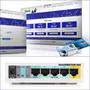 Servidor Internet Hotspot -pós-pago/pré-pago Mikrotik Rb 951
