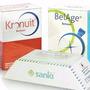Belage E Inner 7 , Sanki 2 Cajas X Compra Incluye Envio