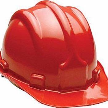 Capacete Com Carneira Proteção Epi Obra Vermelho Construção - R  15,51 em  Mercado Livre 261efe7d7f
