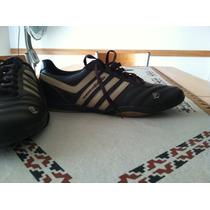 Zapatillas Raiders Cuero Marrón N° 43