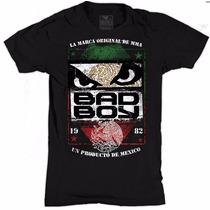 Camisetas Playeras Bad Boy Mma, Ufc Grande
