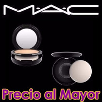 Polvo Compacto Mac Al Mayor Y Detal