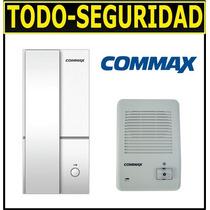 Kit Portero Electrico Telefono Commax Frente Aplicar Dp2s