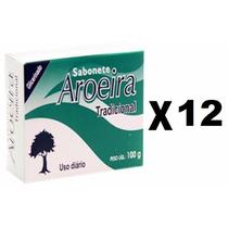 Sabonete De Aroeira 100 G C/ 12 Tropical + Brinde
