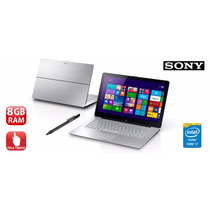 Notebook Sony Vaio I7,8gb,750gb,tela 15,5