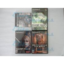 Silent Hill 1,2,3,4 No Se Venden Por Separado