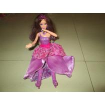 Barbie Estrella De Pop, Como Nueva! Canta Y Se Transforma.
