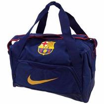 Mala Bolsa Nike Masculina Viagem Barcelona Academia Promoção