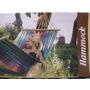Hamaca Camping,playa Hogar Grande 200x100cm,marca California