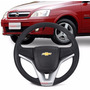 Volante Esportivo Corsa Hatch Sedan 03 04 05 06 07 Prata
