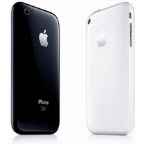 Carcasa Tapa Iphone 3g 3gs 8 16 32 Gb Envío Gratis Dhl