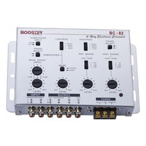 Crossover Booster Bc 82 8canais
