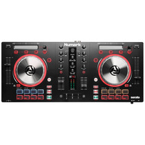 Controladora Numark Mixtrack Pro 3 Serato Intro + Gtia 1 Ano