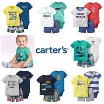 Conjunto Para Niños Marca Carters 100% Original Importado