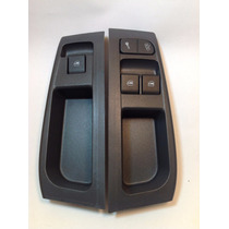 Kit Interruptor Botão Porta Vidro Elétrico Vw Fox 2 Portas