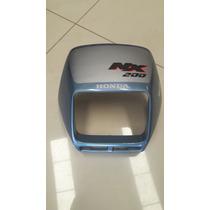 Carenagem Farol Nx 200 Azul 95 Paramotos