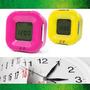 Reloj Despertador Digital Con Alarma Temperatura Calendario
