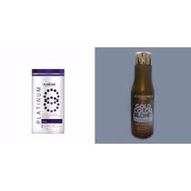 Máscara Btox Plancton Platinum + Intensy Gold