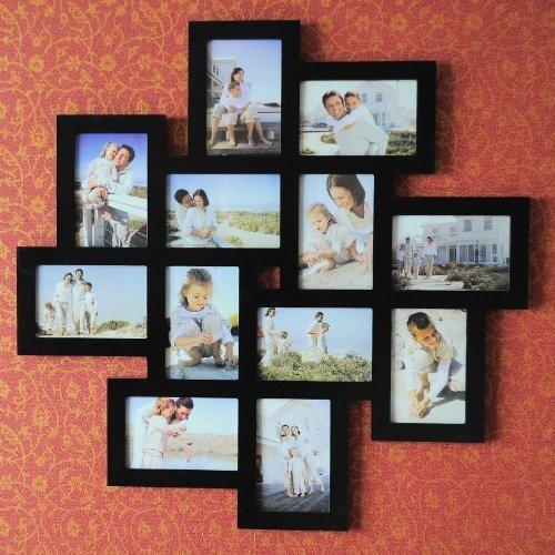 Portaretratos 12 fotos en mercado libre - Como hacer un cuadro con fotos familiares ...