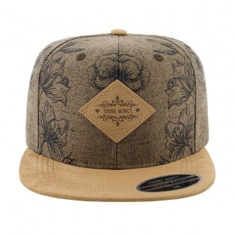Boné Aba Reta Snapback Young Money Original - R  49 cf4b6ad87e1