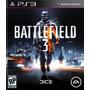 Battlefield 3 Playstation 3 Ps3 Jogo Mídia Física Bf3 Guerra