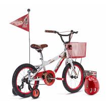 Bicicleta Cuty R16