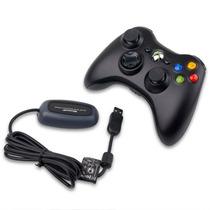 Control Original Microsoft Xbox 360 Inalambrico Receptor Pc