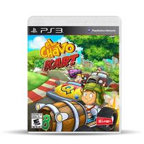 Juego El Chavo Kart Playstation 3 Ibushak Gaming