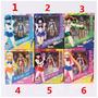 Lote Por 6 Figuras Sailor Moon Version China