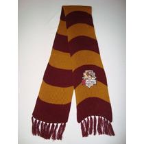 Bufanda Harry Potter Escudo Gryffindor