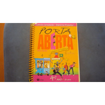 Porta Aberta Lingua Portuguesa 4º Ano(3ª Série) Edição 2007
