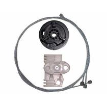 Kit Reparo Vidro Eletrico Meriva - Porta Traseira Ld