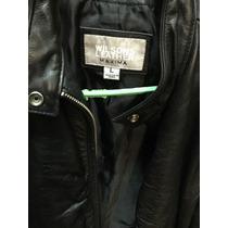 Chamarra De Piel Marca Wilsons Leather Máxima
