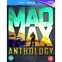 Blu-ray Mad Max Anthology / Incluye 4 Films