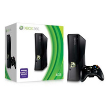 Vídeo Game Xbox 360 Console / 4gb Bloqueado