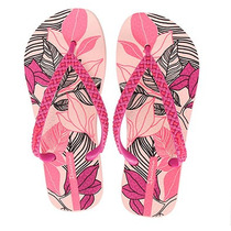 Chinelo Feminino Ipanema Fashion - Pink