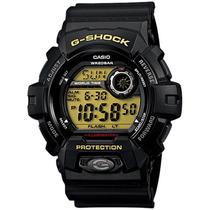 Relógio Casio G-shock G 8900 1dr Wr200 H. Mundi 5 Alarmes
