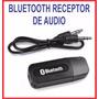 Bluetooth Receptor De Audio Auto/equip.sonido . Chorrillos