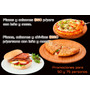 Promo Pizzas Y Calzone, Bebidas Y Torta Para 30 $10000!
