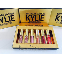 Kylie Jenner Birthday Edition Lote De 10 Sets Mayoreo