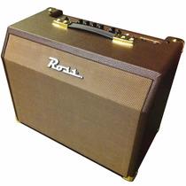 Amplificador Combo Ross A25c 1x8 Acusticas Teclados Voz 25w