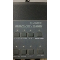 Piano Eletrico M Audio Prokeys 88