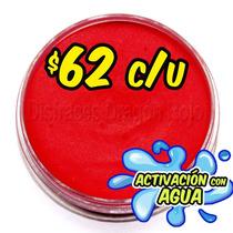 Maquillaje Pintacaritas Base Agua Colores Básicos $ Mayoreo