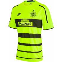 Jersey Celtic Escocia Local 2015-2016 Fosforescente