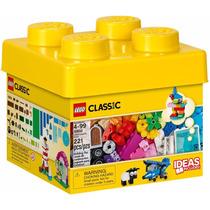 Lego Classic - Balde Peças Criativas 221 Pçs Creative 10692